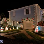 North Cote Close Christmas Decorations Lights Bermuda, December 20 2017-7024