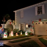 North Cote Close Christmas Decorations Lights Bermuda, December 20 2017-7028