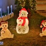 North Cote Close Christmas Decorations Lights Bermuda, December 20 2017-7048