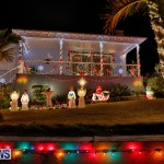 North Cote Close Christmas Decorations Lights Bermuda, December 20 2017-7068