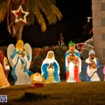 North Cote Close Christmas Decorations Lights Bermuda, December 20 2017-7080