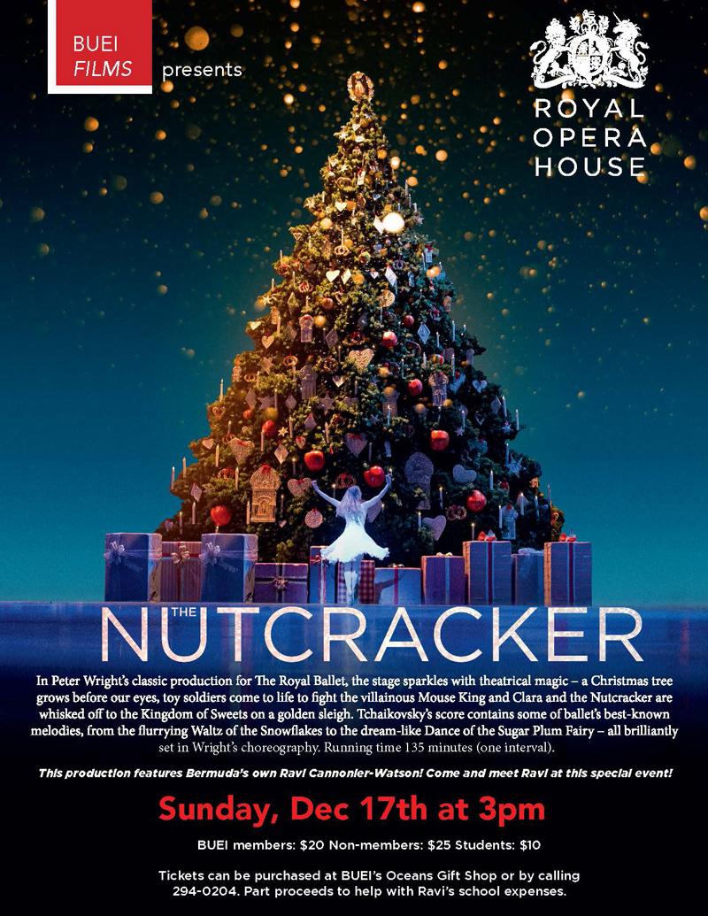 Nutcracker Bermuda Dec 2017
