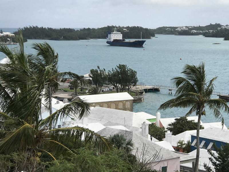 Oleander Container Ship Bermuda Dec 19 2017 (4)