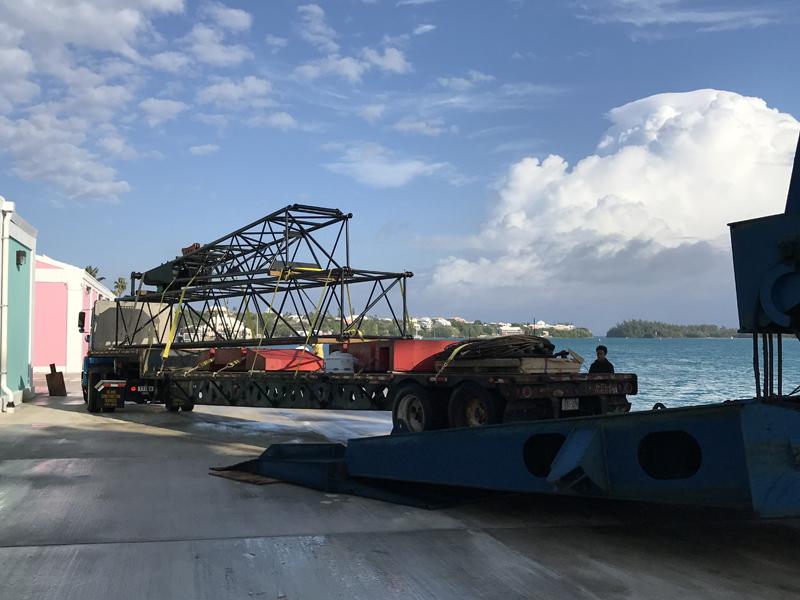 Oleander Container Ship Bermuda Dec 19 2017 (5)