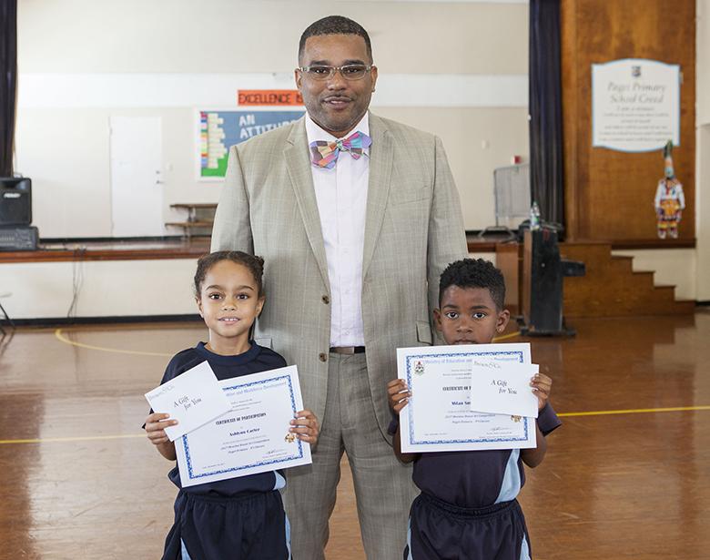 Paget Primary Students Bermuda Dec 11 2017 (3)