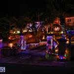 Sayle Road Christmas Decorations Lights Bermuda, December 22 2017-7345