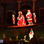 Sayle Road Christmas Decorations Lights Bermuda, December 22 2017-7357