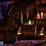 Sayle Road Christmas Decorations Lights Bermuda, December 22 2017-7361