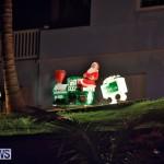 Sayle Road Christmas Decorations Lights Bermuda, December 22 2017-7373