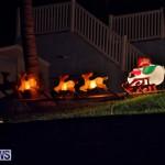 Sayle Road Christmas Decorations Lights Bermuda, December 22 2017-7377