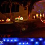 Sayle Road Christmas Decorations Lights Bermuda, December 22 2017-7381