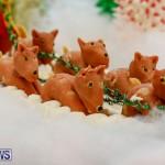 Sylvia Richardson Care Facility Christmas Chef Decorations Bermuda, December 20 2017-6483