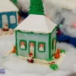 Sylvia Richardson Care Facility Christmas Chef Decorations Bermuda, December 20 2017-6491