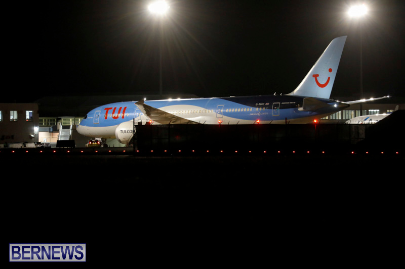 TUI UK Airplane Thomson 637 Bermuda, December 13 2017-4957