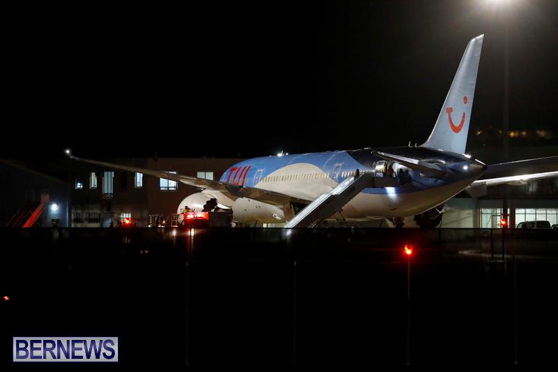 TUI UK Airplane Thomson 637 Bermuda, December 13 2017-4982