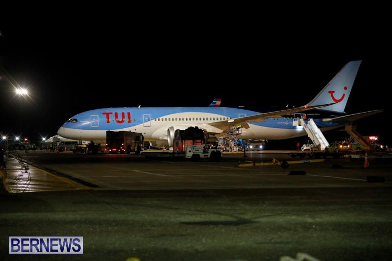 TUI UK Airplane Thomson 637 Bermuda, December 13 2017-5014