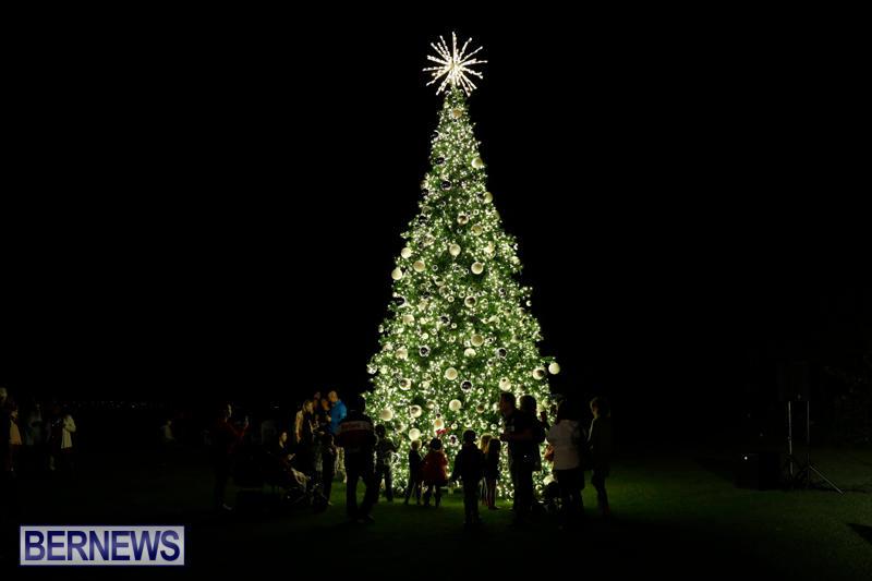 Tree Lighting At Fairmont Southampton Bermuda, December 2 2017_3310