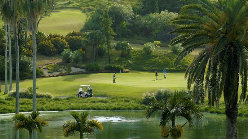 Turtle Hill Golf Club Bermuda Dec 8 2017