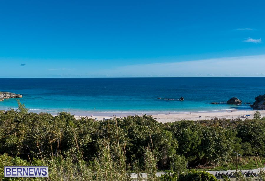 240 As perfect a beach as there ever was, Horseshoe Bay