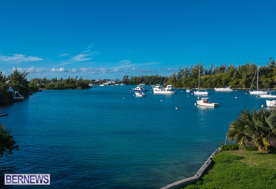 261 Hard to believe, but this is January in Bermuda
