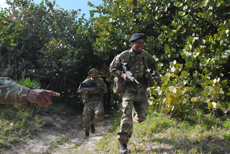 Bermuda Regiment Range Jan 26 2018 (1)