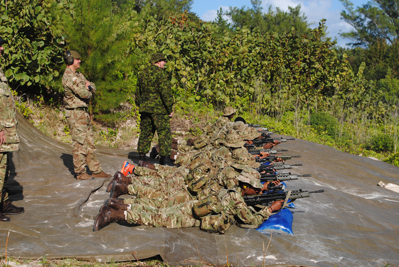 Bermuda Regiment Range Jan 26 2018 (2)