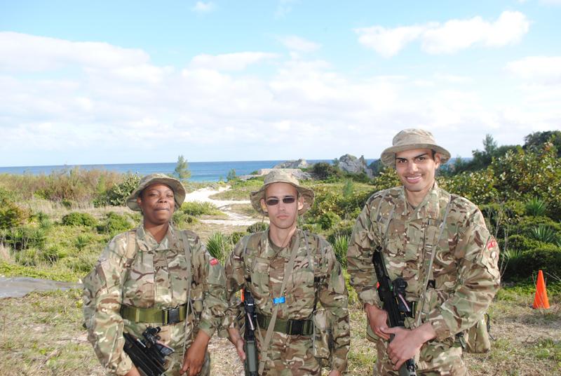 Bermuda Regiment Range Jan 26 2018 (3)