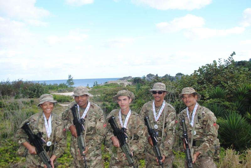 Bermuda Regiment Range Jan 26 2018 (4)