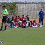 Boys Bermuda School Sports Federation All Star Football, January 20 2018-3073