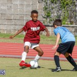 Boys Bermuda School Sports Federation All Star Football, January 20 2018-3136