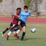 Boys Bermuda School Sports Federation All Star Football, January 20 2018-3350