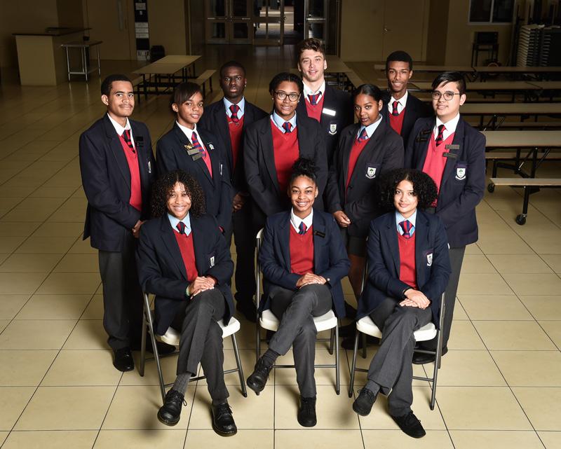 CedarBridge Academy Bermuda Jan 2018