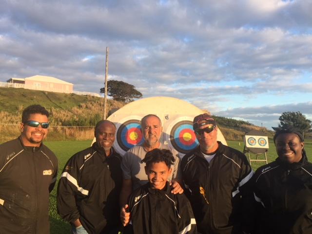 Gold Point Archery Bermuda Jan 25 2018