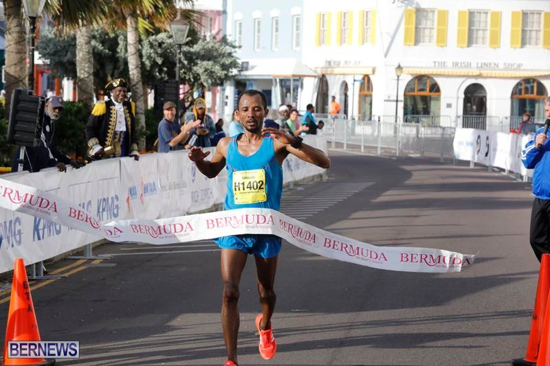 Half Marathon & Marathon Bermuda Jan 14 2018 (1)