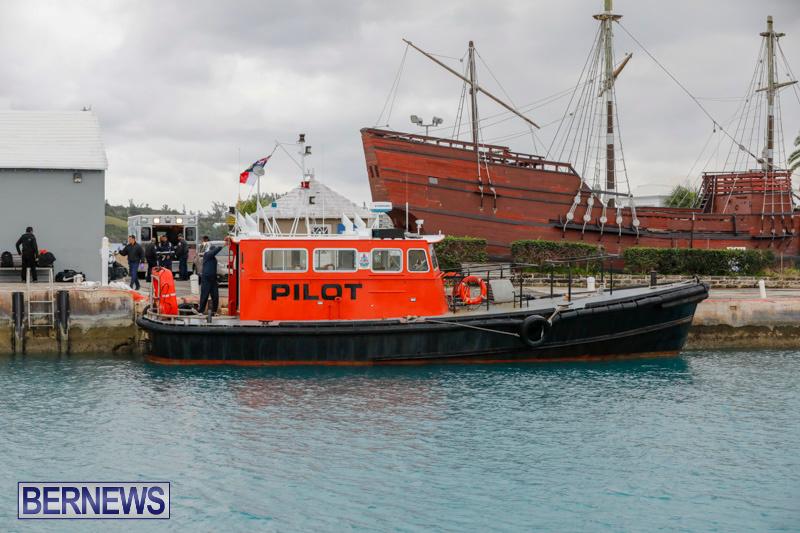 Injured Crew Members Car Ship Pegasus Highway Medivac Bermuda, January 6 2018-2279