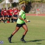 Middle Girls Bermuda School Sports Federation All Star Football, January 20 2018-3380