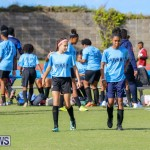 Middle Girls Bermuda School Sports Federation All Star Football, January 20 2018-3393