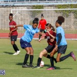 Middle Girls Bermuda School Sports Federation All Star Football, January 20 2018-3427