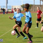 Middle Girls Bermuda School Sports Federation All Star Football, January 20 2018-3444