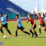 Middle Girls Bermuda School Sports Federation All Star Football, January 20 2018-3452