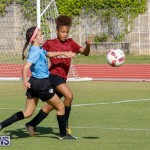 Middle Girls Bermuda School Sports Federation All Star Football, January 20 2018-3638