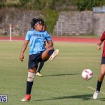 Middle Girls Bermuda School Sports Federation All Star Football, January 20 2018-3673