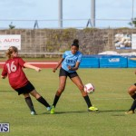 Middle Girls Bermuda School Sports Federation All Star Football, January 20 2018-3697