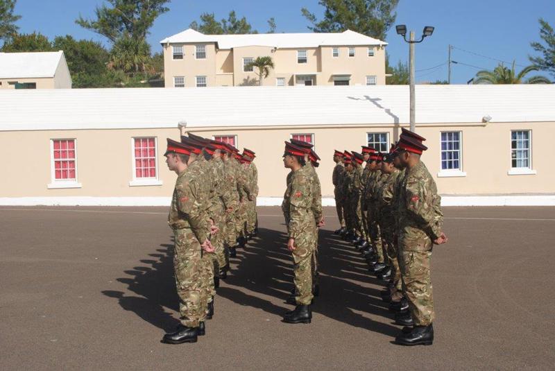 New Soldiers join Regiment Jan 14 2018 (1)