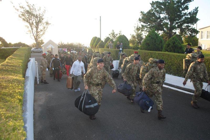 New Soldiers join Regiment Jan 14 2018 (2)