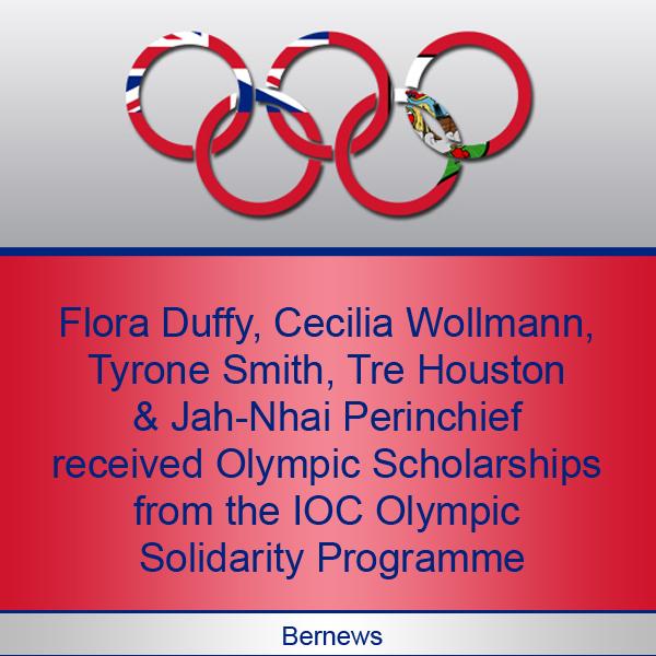 Olympics Bermuda Jan 19 2018