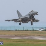 RAF Typhoon Bermuda Airport, January 16 2018-2168
