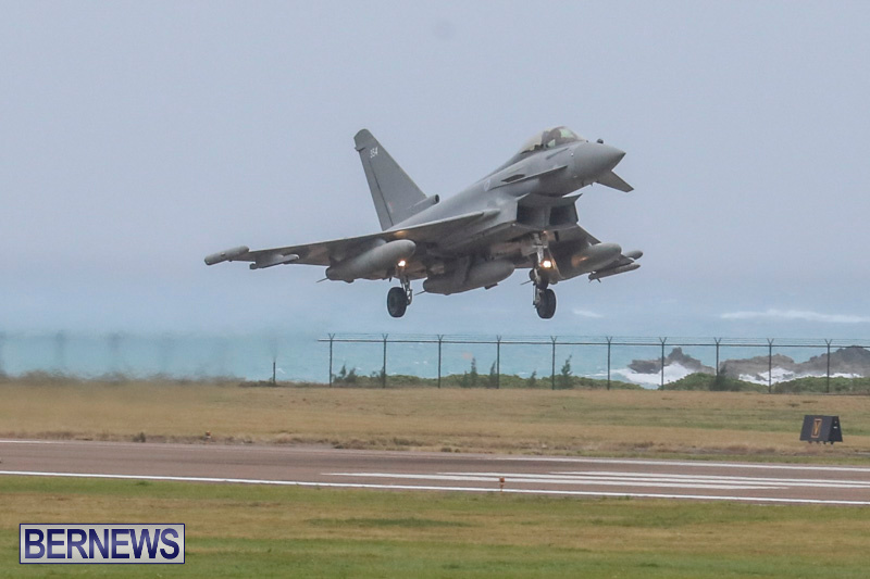 RAF-Typhoon-Bermuda-Airport-January-16-2018-2168