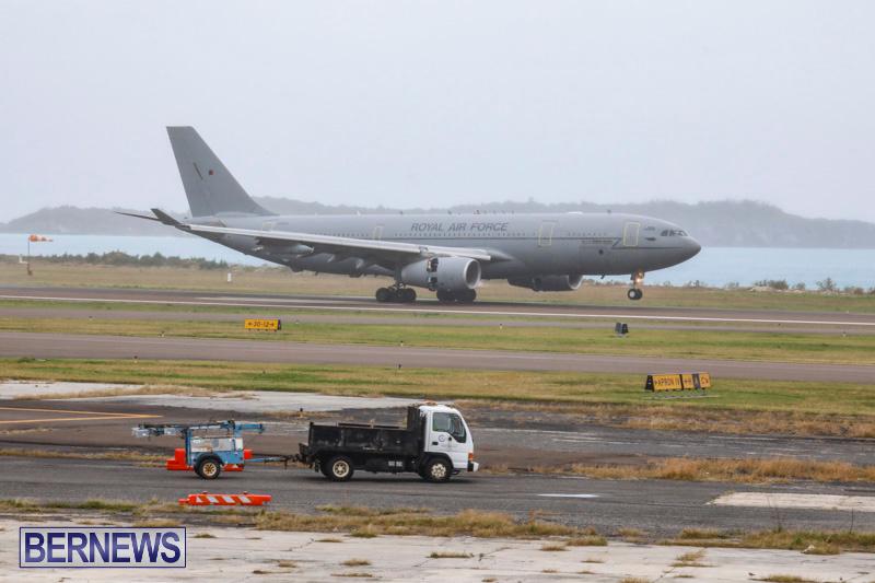 RAF-Voyager-Tanker-Bermuda-Airport-January-16-2018-2205