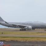 RAF Voyager Tanker Bermuda Airport, January 16 2018-2207
